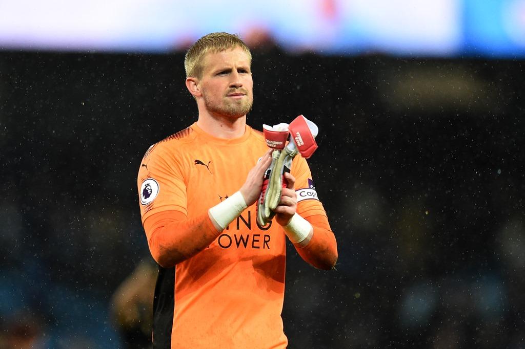 Schmeichel: Leicester akan Bermain Menyerang Kontra United