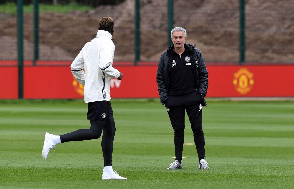 Mourinho Klaim Pogba Bahagia di United