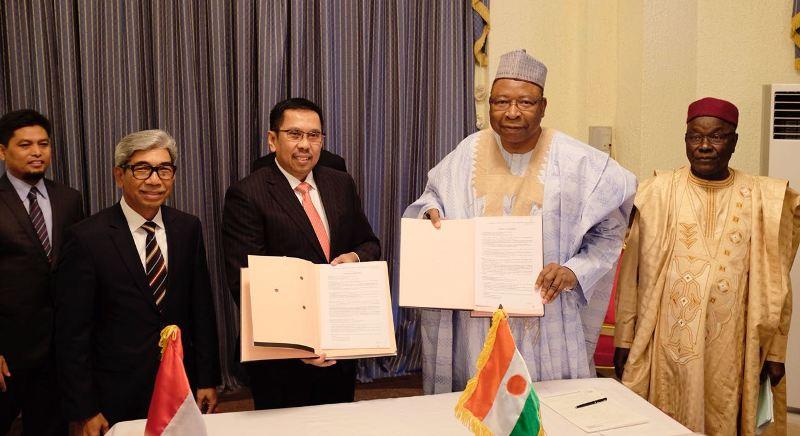 Perusahaan Indonesia Raih Proyek Renovasi Istana Presiden Niger