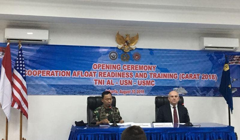 AS Siap jika Indonesia Butuh Bantuan untuk Lombok