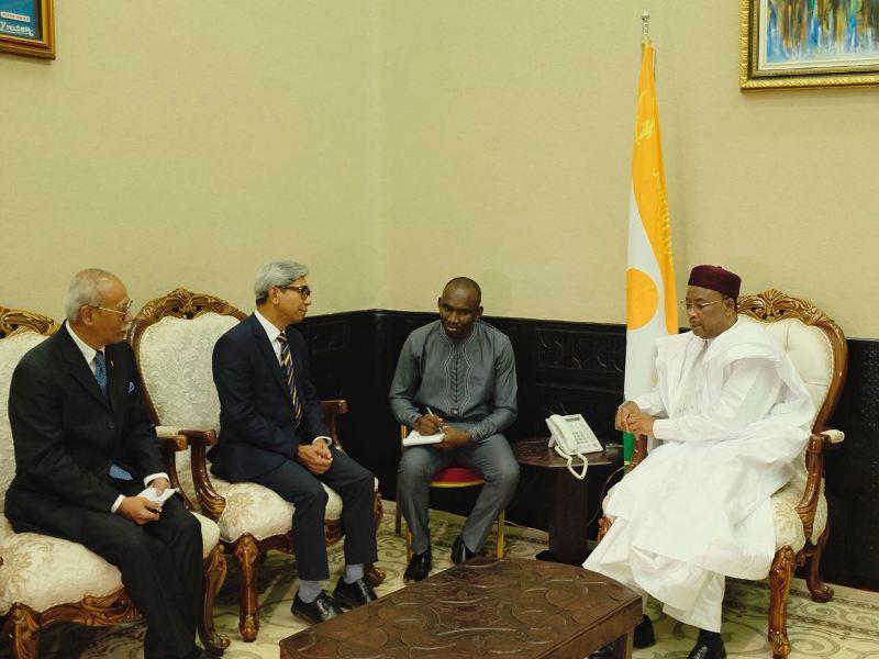 Sektor Energi jadi Incaran Investasi Indonesia di Niger