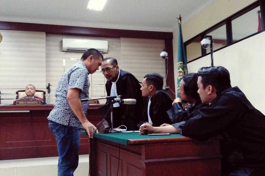 Wali Kota Nonaktif Malang Dipenjara 2 Tahun
