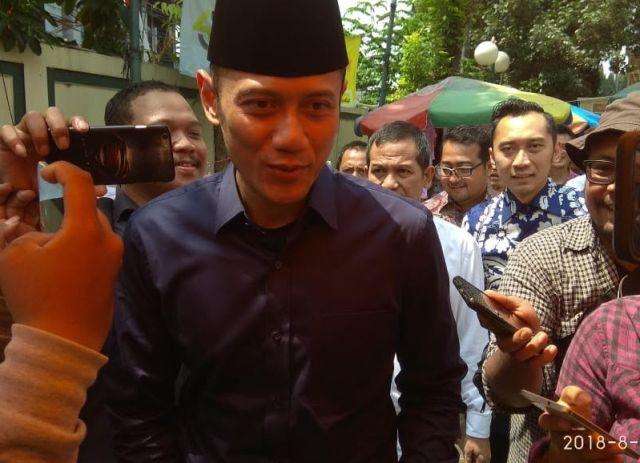 AHY Dipertimbangkan Jadi Jurkamnas Prabowo-Sandi