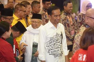 Jokowi-Ma'ruf Dinilai Sulit Menggaet Milenial