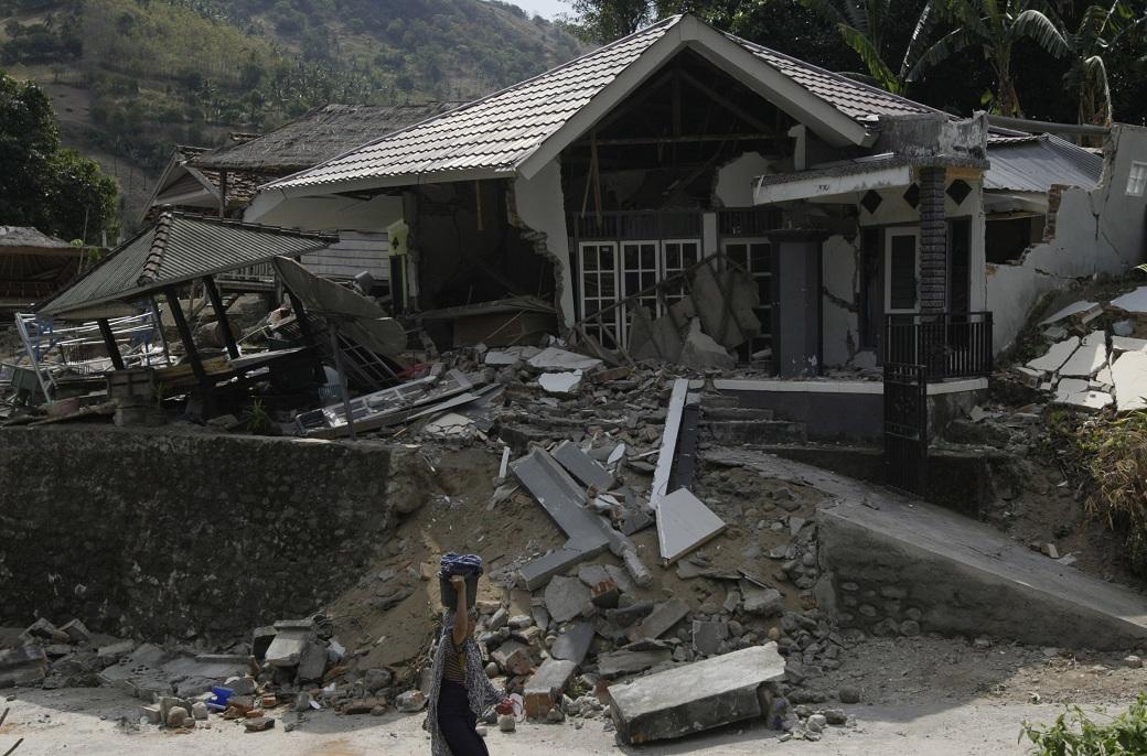 Melalui Senam, Warga Bali Kumpulkan Bantuan untuk Warga Lombok