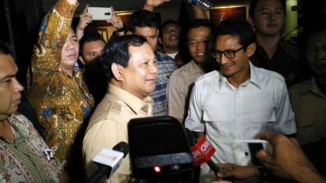 Prabowo-Sandi Jalani Tes Kesehatan Senin Depan