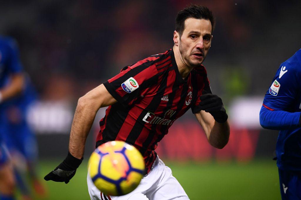 Atletico Madrid Rekrut Striker AC Milan