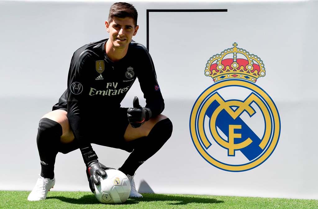 Sempat Menghina Fan Madrid, Courtois Minta Maaf