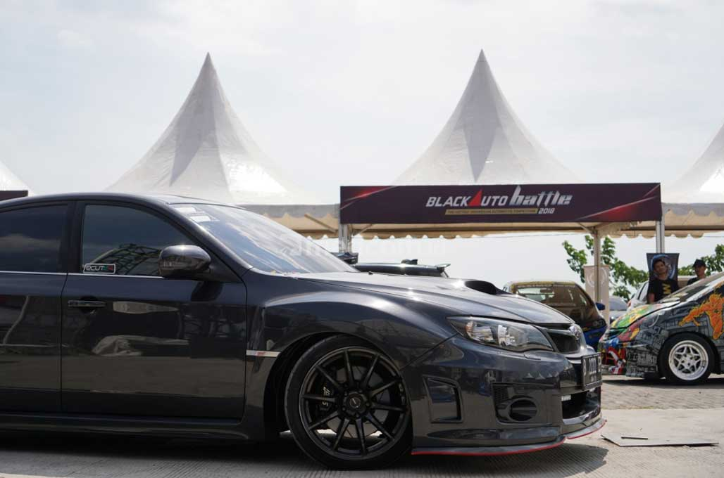 Kompetisi Modifikasi BlackAuto Battle Riuhkan Makassar