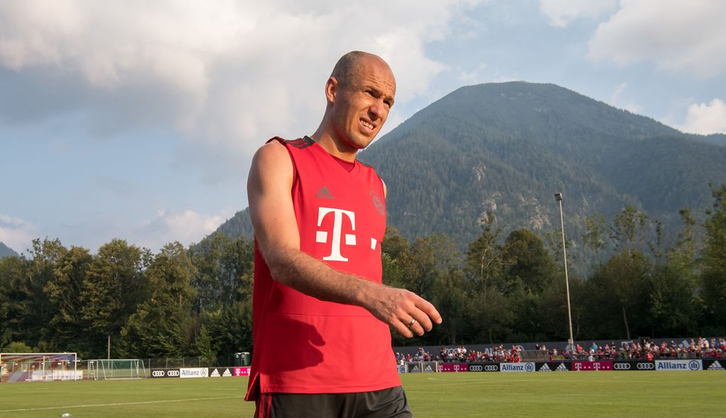Ambisi Balas Dendam Arjen Robben