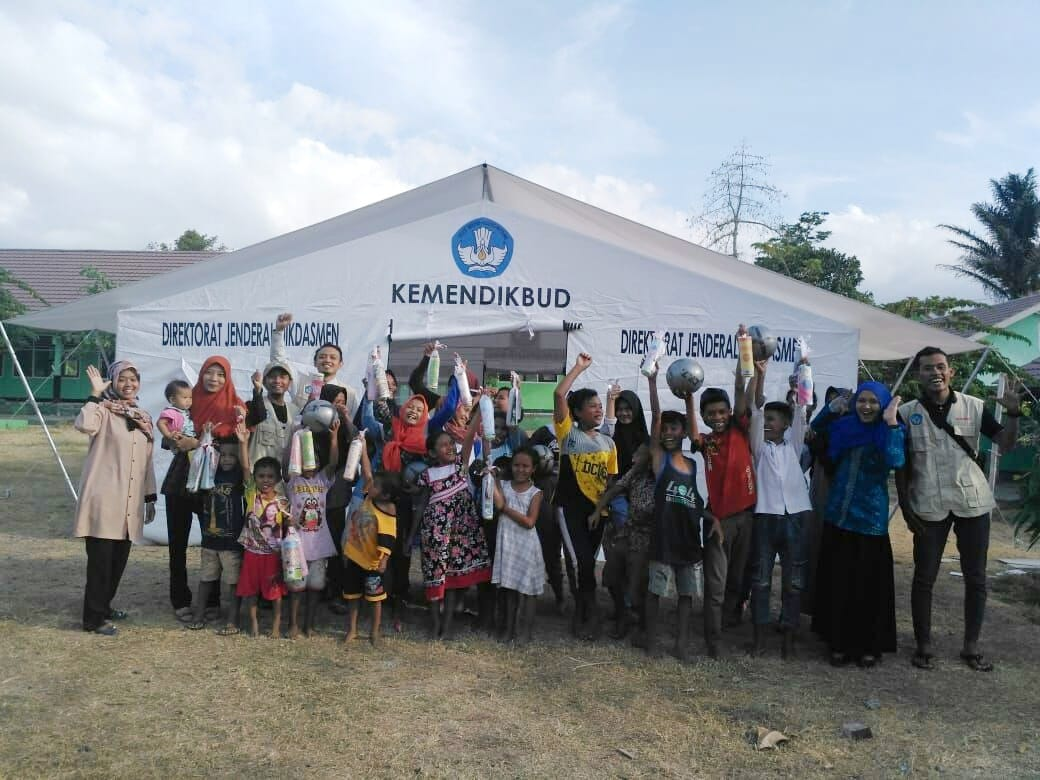 Rp200 Miliar untuk Rehabilitasi Fasilitas Pendidikan di Lombok