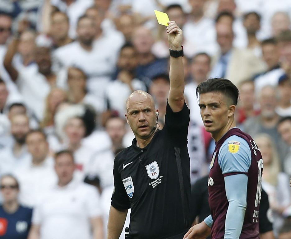 Gagal ke Spurs, Bruce Bersimpati dengan Grealish