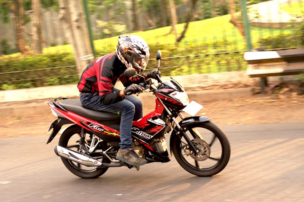 Tak Laku di Indonesia, Suzuki Satria Young Star Laris di Filipina