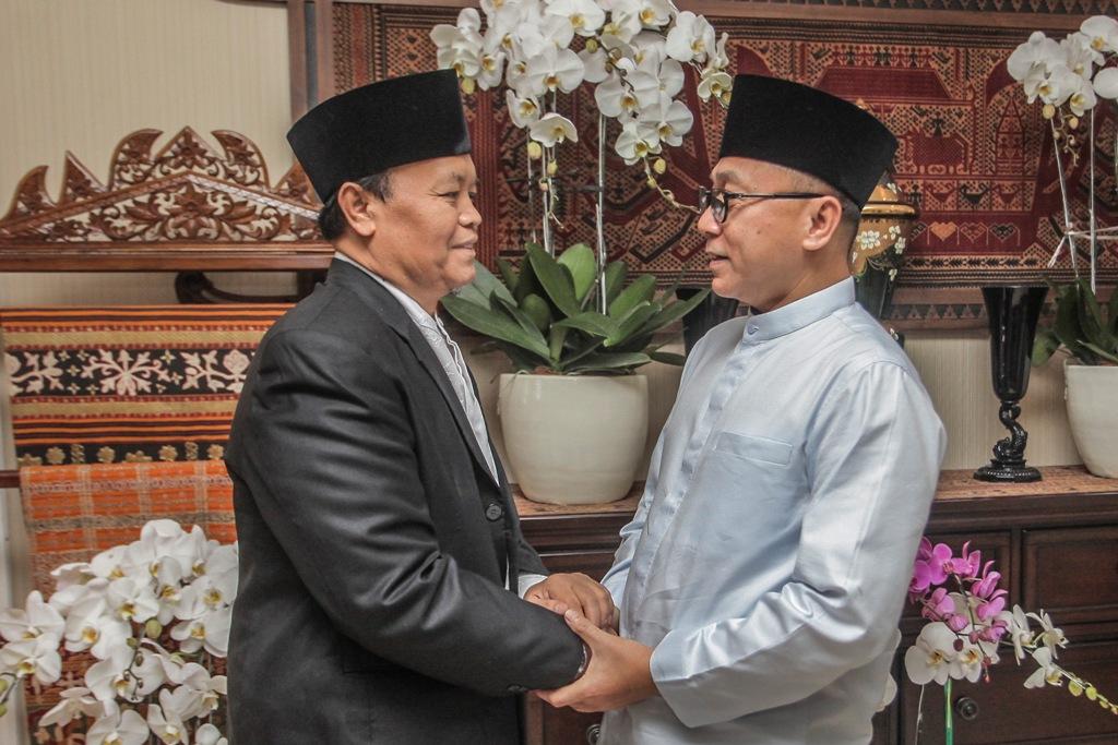 Zulkifli Hasan Didorong Jadi Ketua Tim Pemenangan Prabowo-Sandiaga