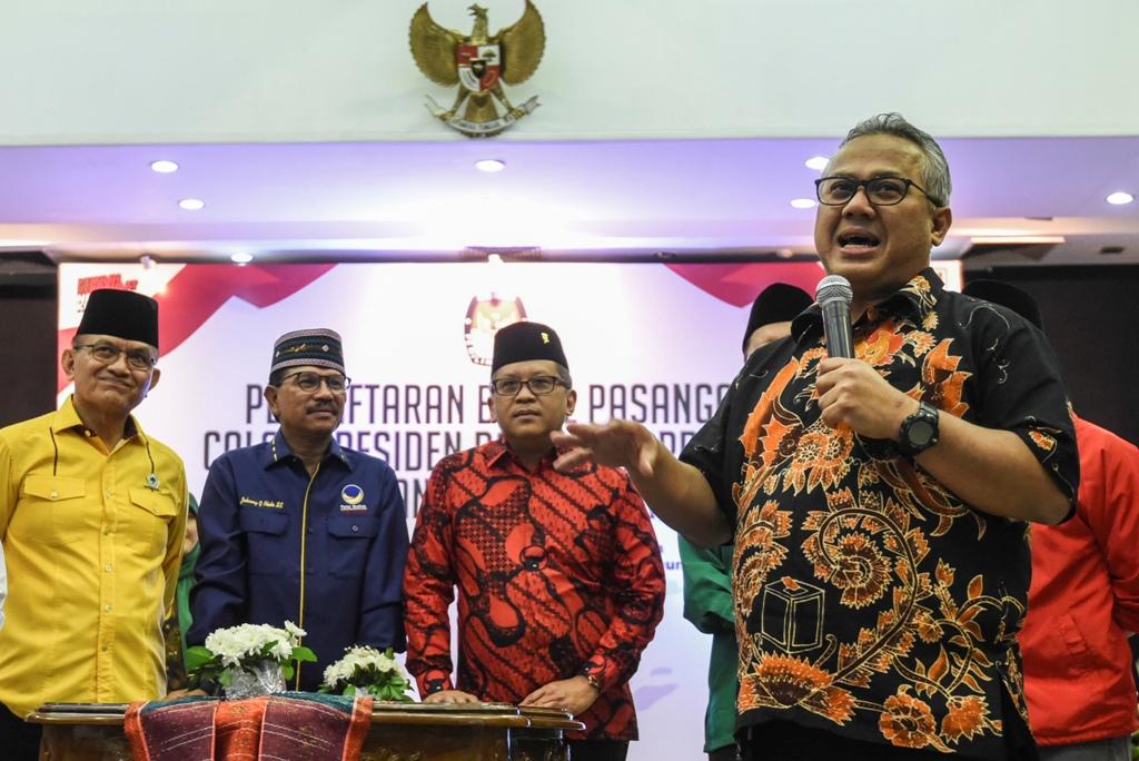 Partai Politik Dilarang Berkampanye Sebelum 23 September