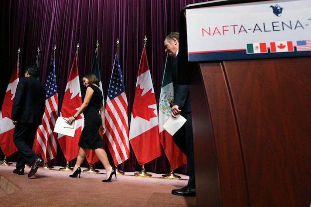 Revisi NAFTA hingga Tarif Tinggi jadi Ancaman Ekonomi Meksiko