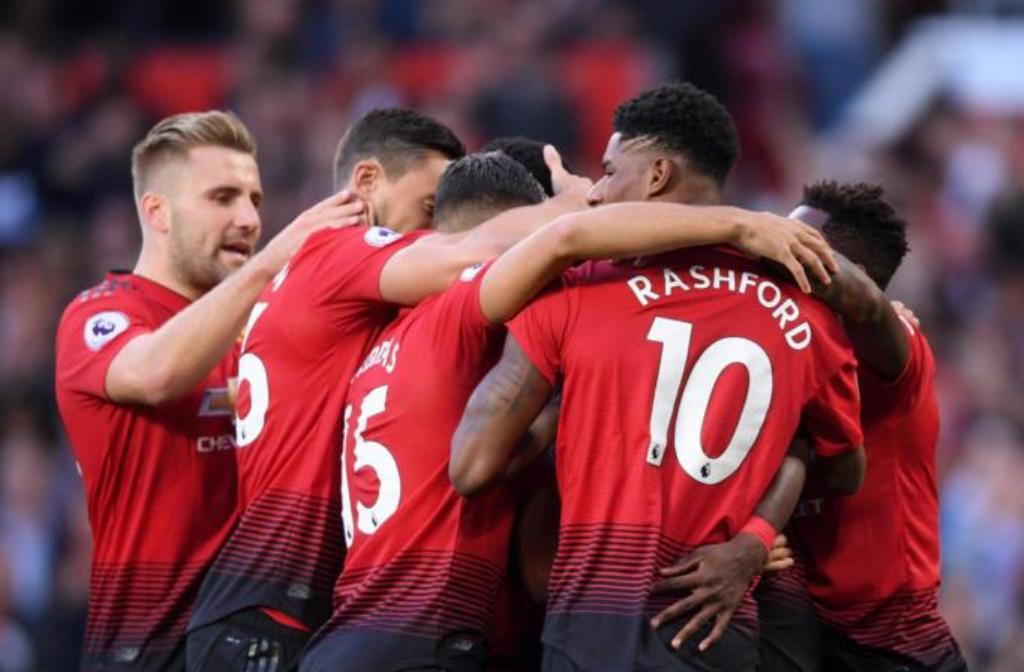 Debut Manis Manchester United