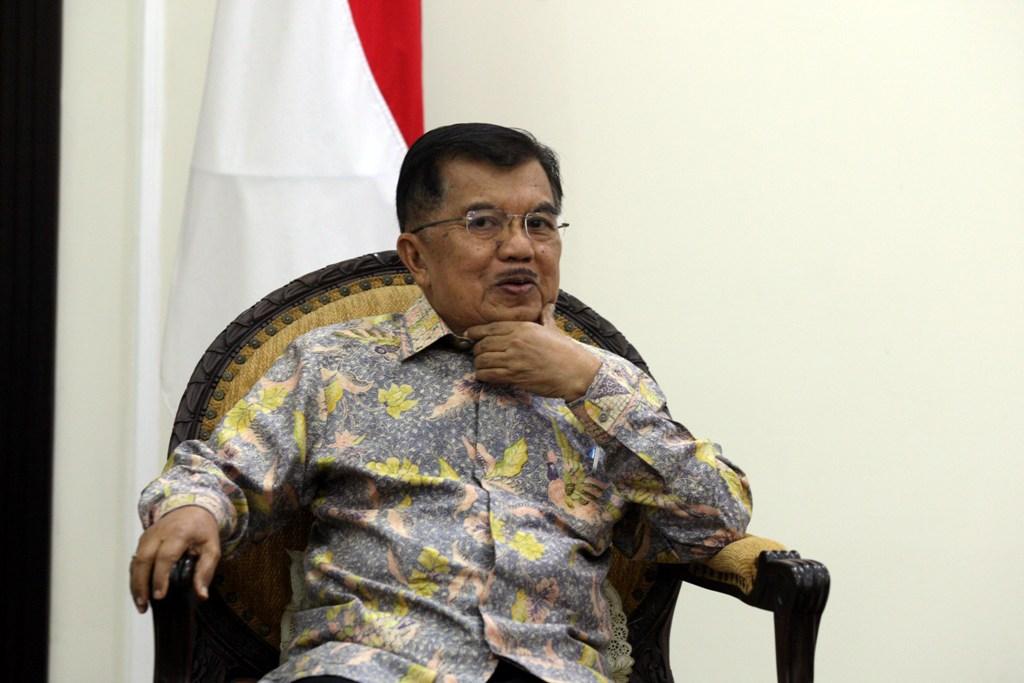 Alasan Jokowi-Ma'ruf Minta Jusuf Kalla Jadi Ketua Tim Pemenangan