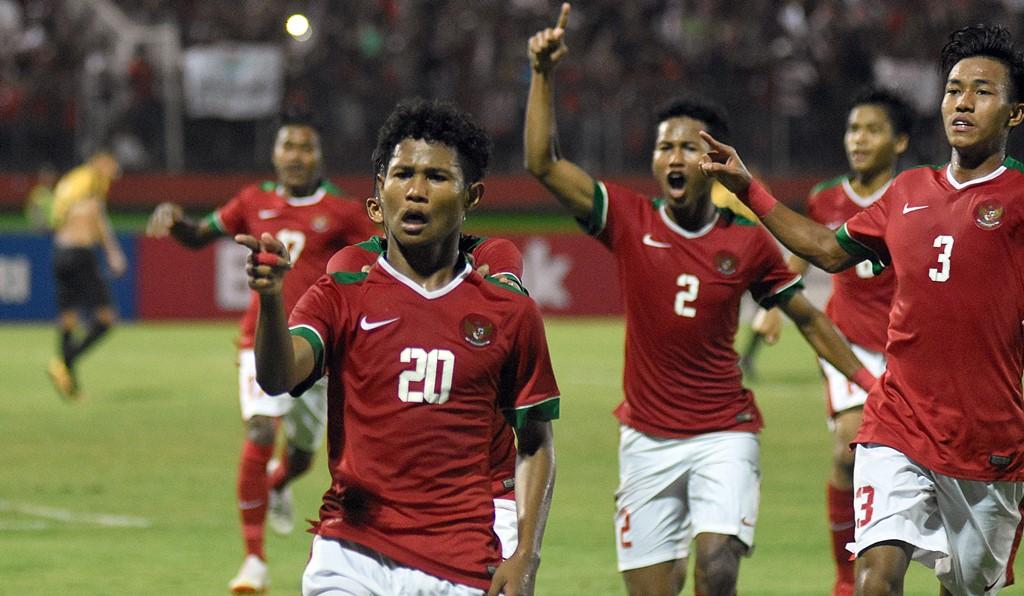 Jadwal Siaran Langsung Final Piala AFF U-16: Thailand vs Indonesia