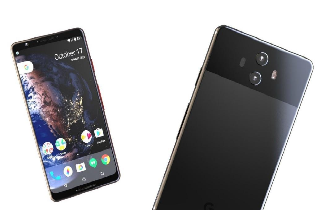 Google Pixel 3 XL Pasang Layar 6,7 Inci dan Baterai 3.430 mAh?
