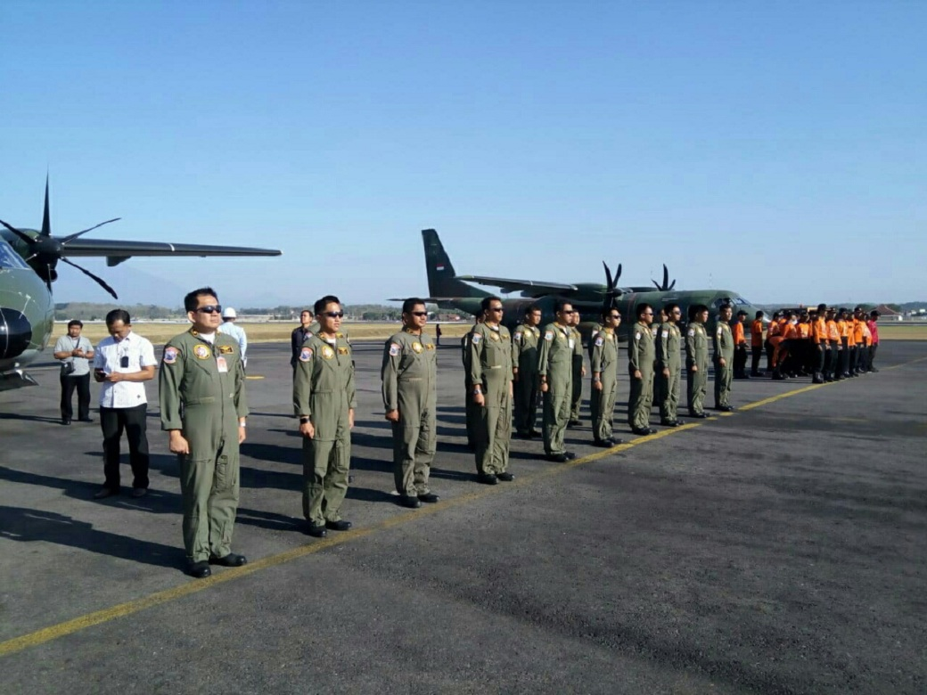 69 Ton Logistik Dikirim dari Jawa Tengah untuk Korban Gempa NTB