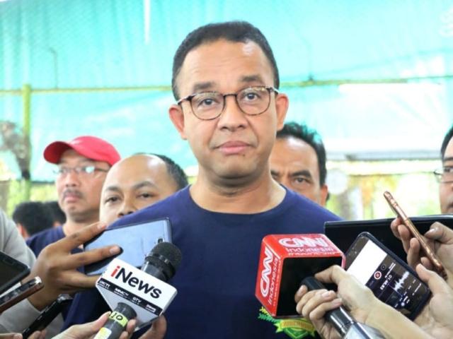 Anies Bantah LRT untuk Asian Games