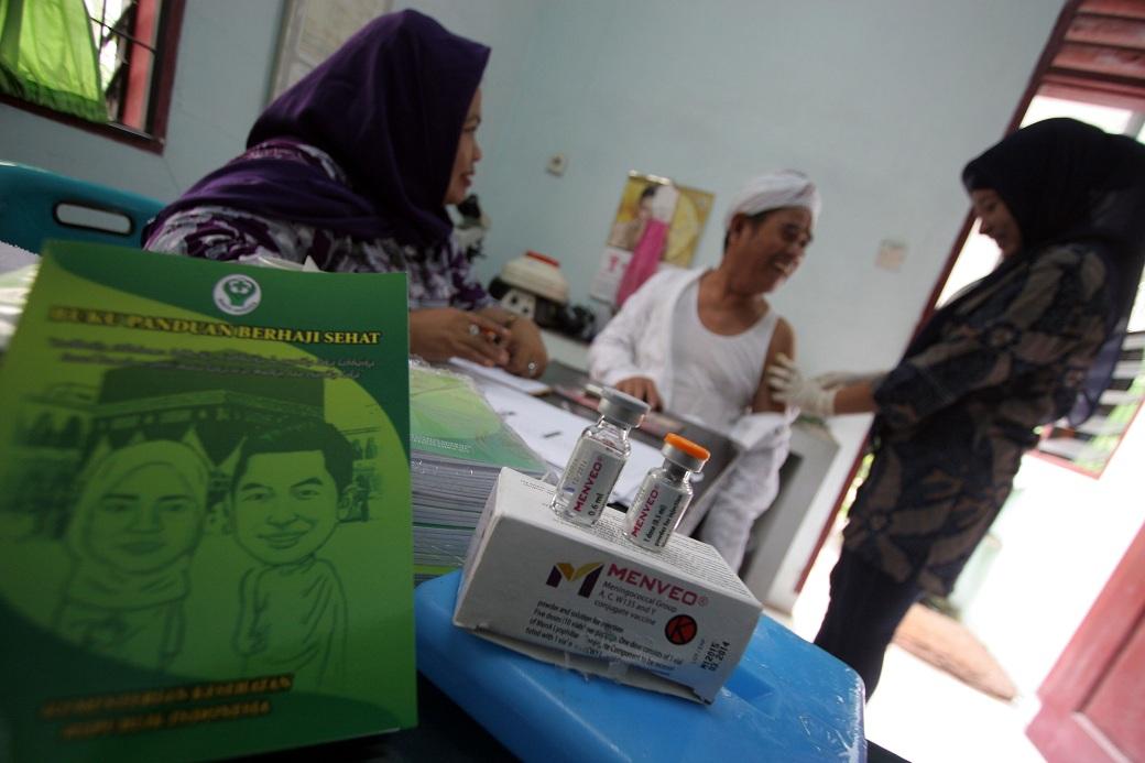 Positif TBC, Dua Jemaah Calon Haji Dirawat di Ruang Isolasi