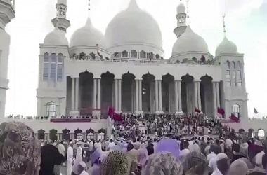Demonstran Setop Rencana Penghancuran Masjid di Tiongkok