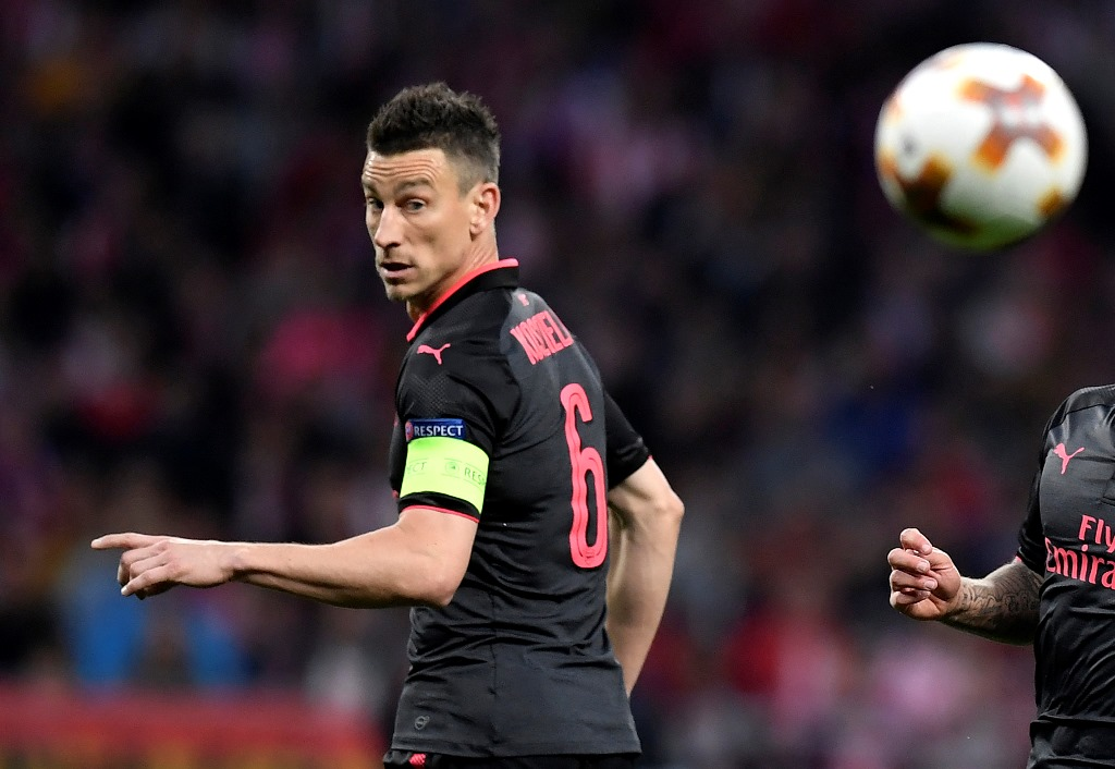 Laurent Koscielny jadi Kapten Anyar Arsenal
