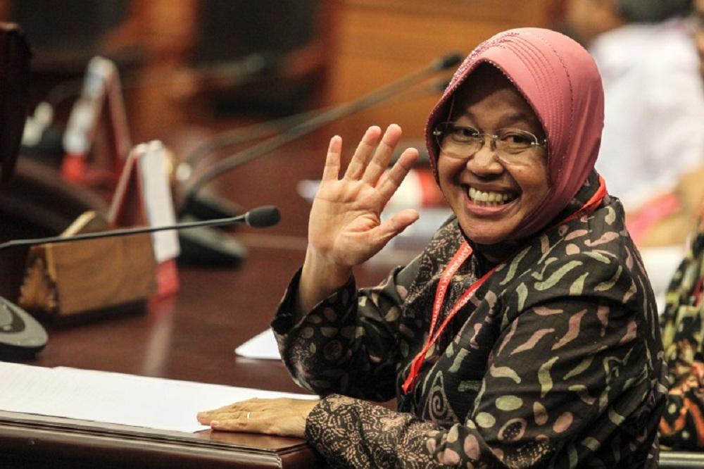 Risma Kirim Tim Medis dan Psikolog Bantu Korban Gempa Lombok