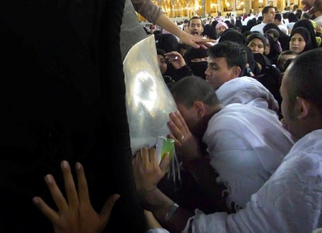 Jemaah Asal Jatim Wafat Setelah Cium Hajar Aswad