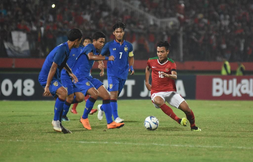 Dramatis, Indonesia Juara Piala AFF U-16 2018
