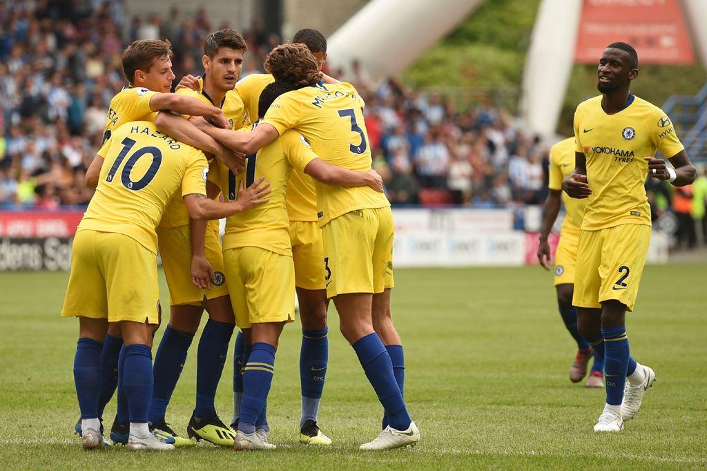 Hasil Pertandingan Liga Inggris Pekan Pertama
