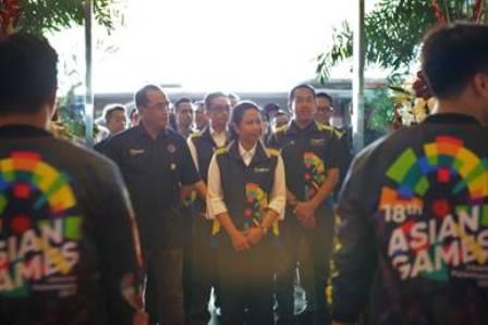 Menteri BUMN Minta AP II Bangun Bandara Internasional Soeta II