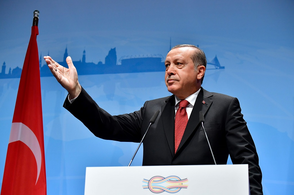Erdogan Geram AS Naikkan Tarif Dagang Hanya Karena Pendeta