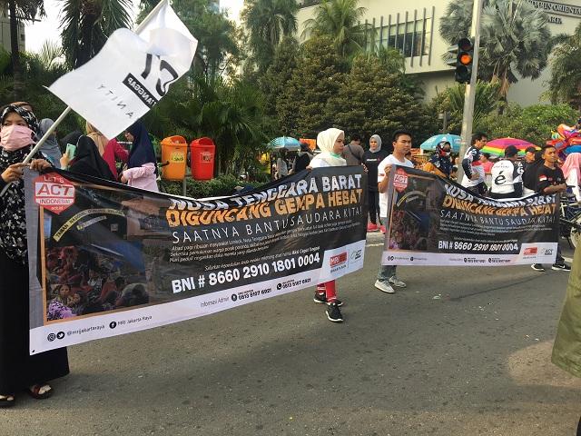 ACT Kirim Kapal Kemanusiaan ke Lombok