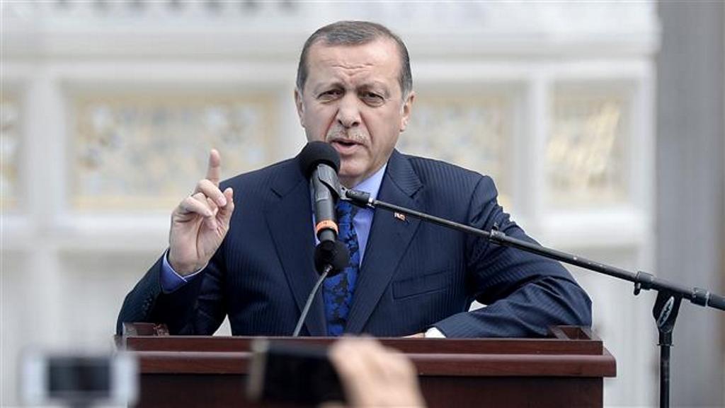Erdogan Tegaskan Turki Tidak Bangkrut