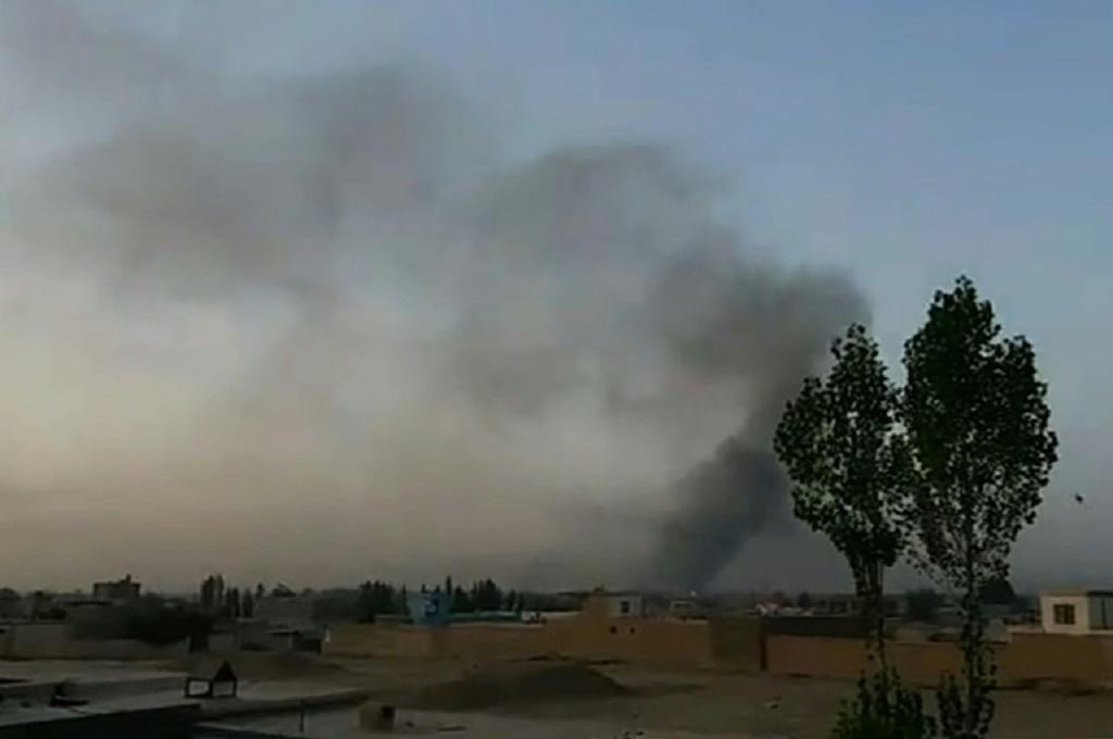 Pertempuran Melawan Taliban di Ghazni Memasuki Hari Ketiga