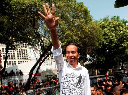 Jokowi Tegaskan Target Emas Indonesia di Asian Games 2018