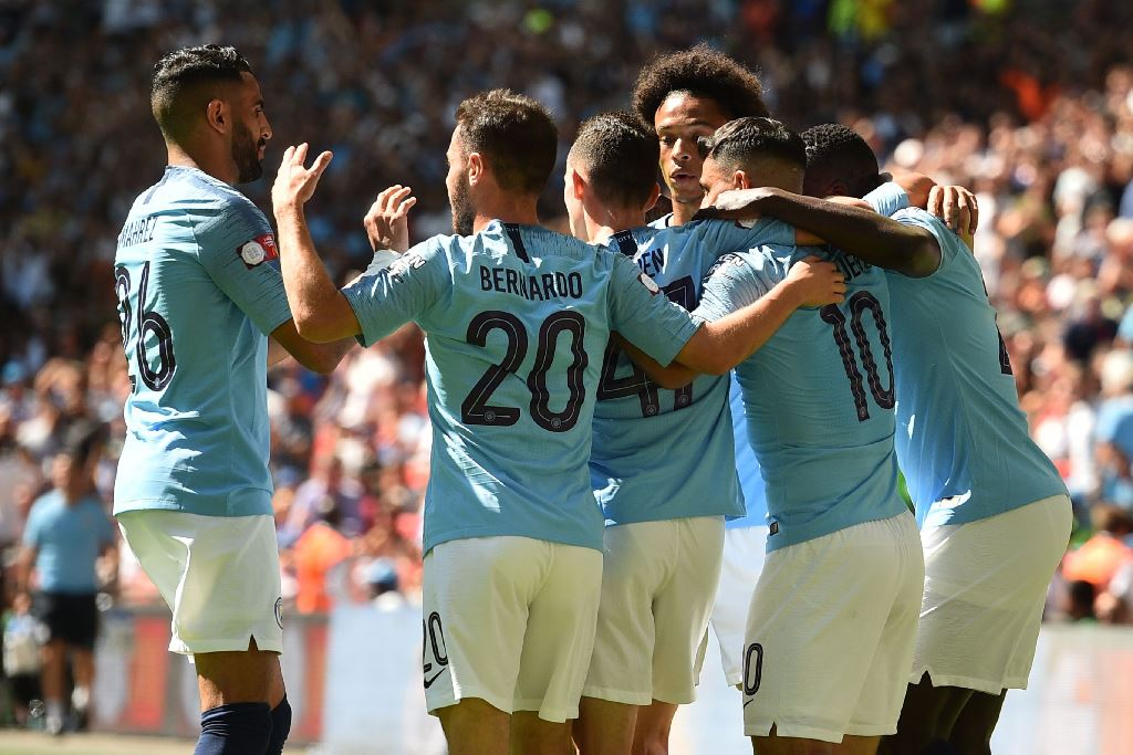 Manchester City Miskin