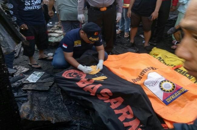 Tewaskan Satu Keluarga, Kebakaran di Makassar Gara-gara Utang Narkoba
