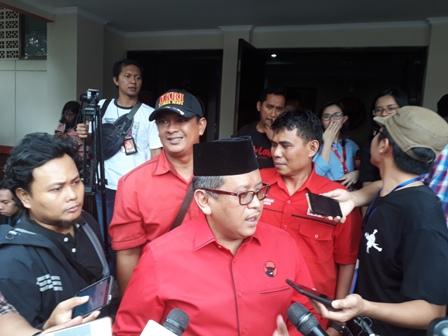 Jokowi Sudah Mengantongi Nama Ketua Timses