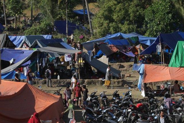21 Telepon Satelit Tambahan Dikirim ke Lombok