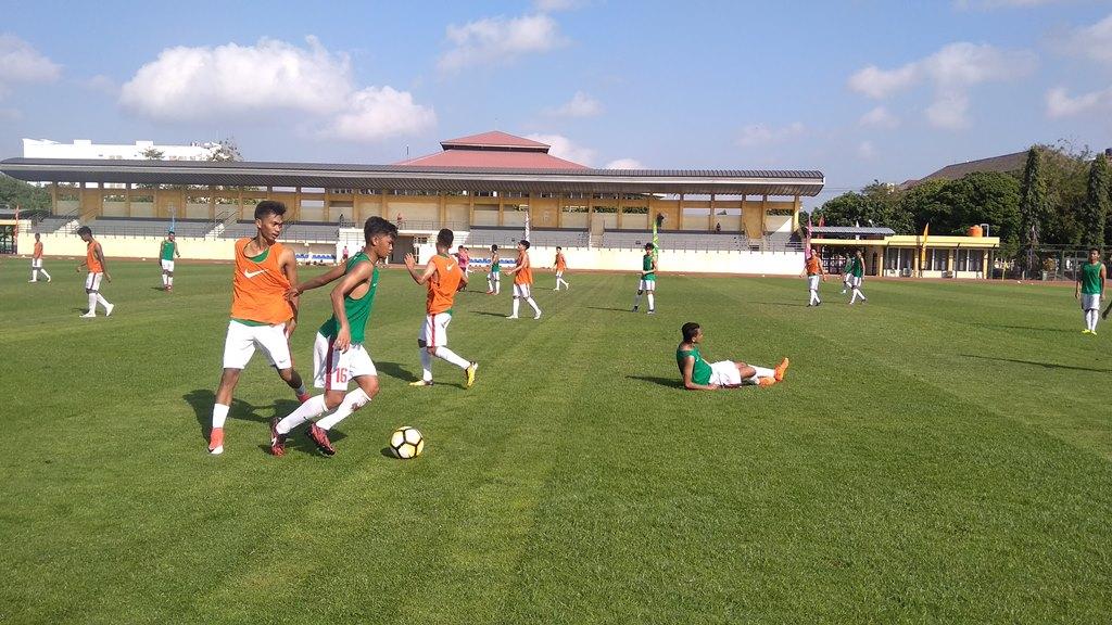 Gelar TC Timnas U-19, Indra Sjafri Panggil Muka Baru
