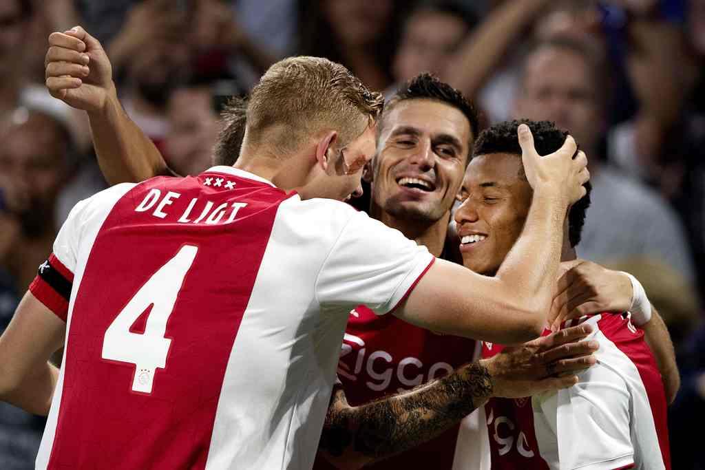 Hasil Kualifikasi Ronde Ketiga Liga Champions
