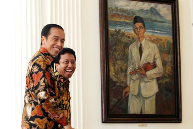 Jokowi Pilih Cawapres Tanpa Tekanan