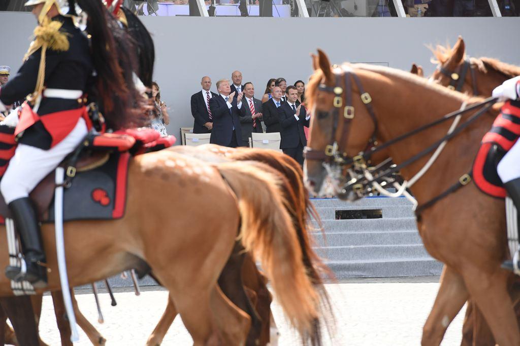 Parade Militer AS Ditunda Karena Masalah Biaya