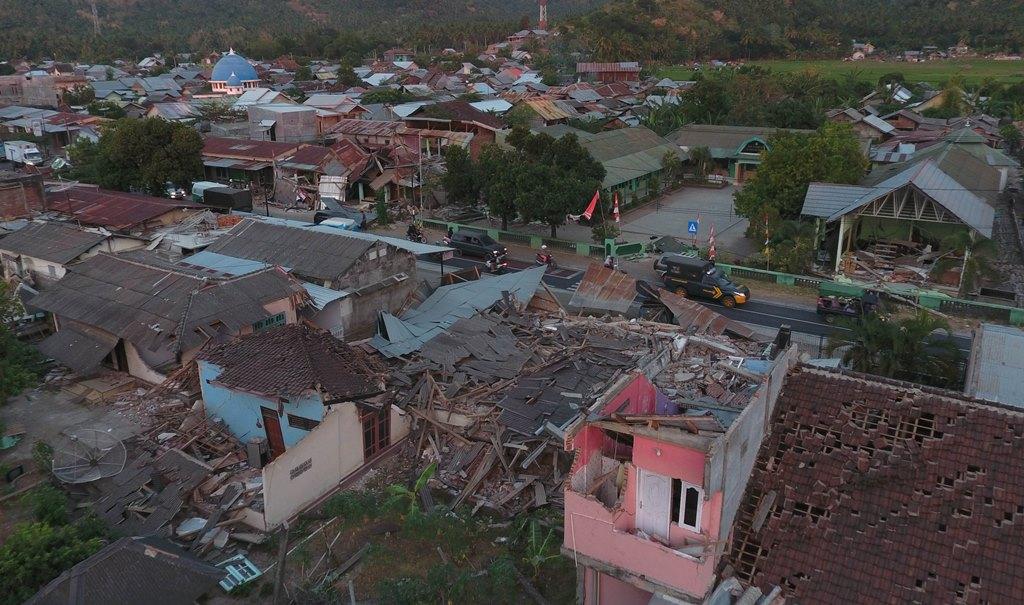 Gempa Lombok Timur Merupakan Aktivitas Baru
