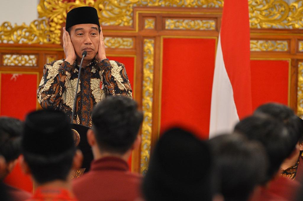 Romy Heran Aksi Presiden saat Pembukaan Asian Games Dipermasalahkan