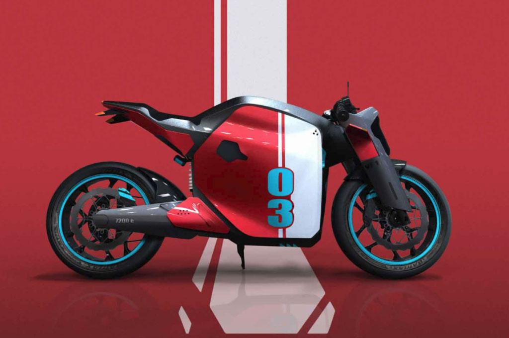 <i>Start-up</i> Lokal Gandeng TVS, Rancang Motor Listrik